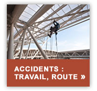 Accidents de travail - route